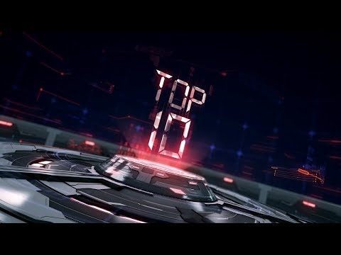 iRacing Top 10 Highlights - August 2018 Part 1