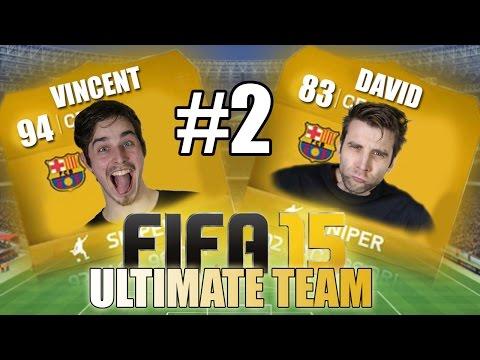 Keepertje Krul CORNERS?! FIFA 15 FUT! #2