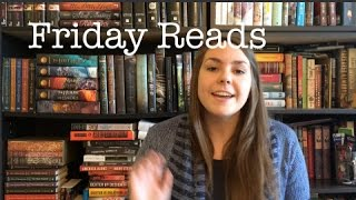 Friday Reads | April 10, 2015