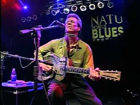 John Hammond - Hard Time Killing Floor Blues - Natu Nobilis Blues Festival 2003
