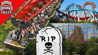 Top 10 Most Missed Removed Roller Coasters