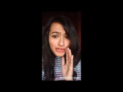 Best Dubsmash of Badrinath Ki Dulhania & Befikre by Aanchal