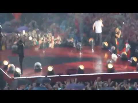 Kiss You - One Direction Wwat Torino Italy 06\07\14 video
