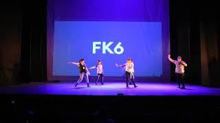 [B.BLACK QUEENS - Competencia Rookie] Fantastic Kpop Show 20180714