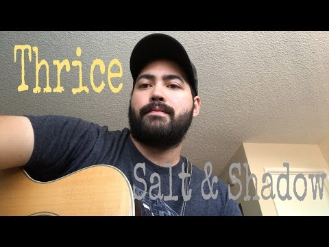 How to play Salt and Shadow chords - Thrice - To Be Everywhere Is To Be Nowhere