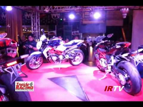 Philippine MV Agusta Launch Sept 7