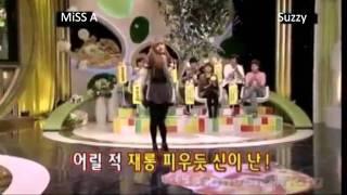 Miss A Suzy vs  T-ARA Jiyeon, KPoP Dance part 3