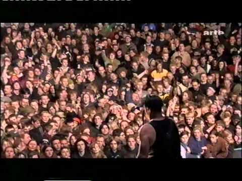 Rammstein - (Paul Landers) Interview Hurricane Festival Germany 2005 (HD)