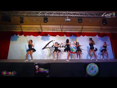 Triumf Sports Club Show | Lebanon Latin Festival 2016