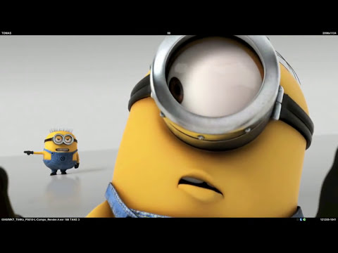 Despicable Me Minions - Hello, Kiss