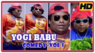 Yogi Babu Comedy | Vol 1 | G V Prakash Kumar | Azhar | Anandhi | Thambi Ramaiah | Kovai Sarala