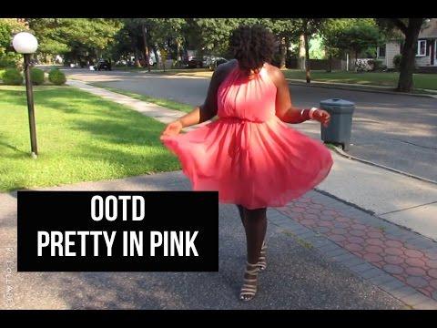 OOTD: Pretty in Pink - Jenell Stewart