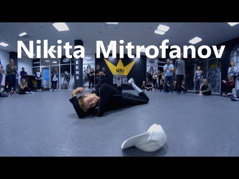 VOGUE dance workshop / Nikita Mitrofanov Choreography