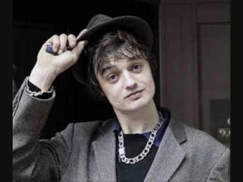 Pete Doherty - I am the rain (lyrics)