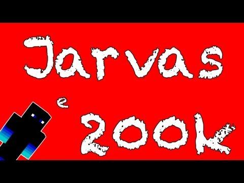 Conheci o Jarvas 200K Inscritos