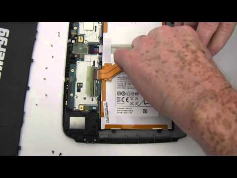 How to Replace Your Nexus 10 Battery