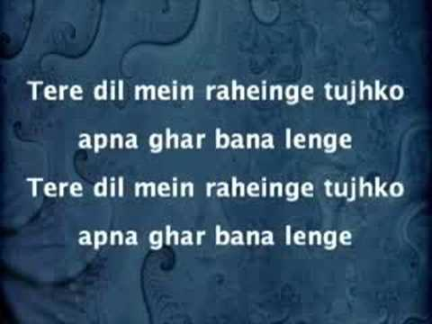 Agar Tum Mil Jaao (female) - Zeher (2005) video
