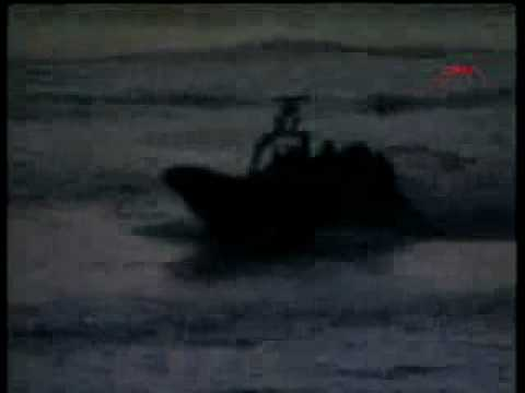 IDF Boarding Gaza Aid Flotilla