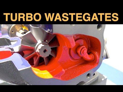 How Turbocharger Wastegates Work - Internal Vs External