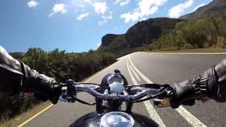 Classic Motorcycle Club Cape Town, Franshhoek Sunday Run