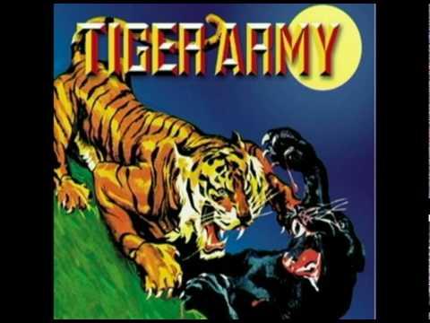 Tiger Army - Never Die
