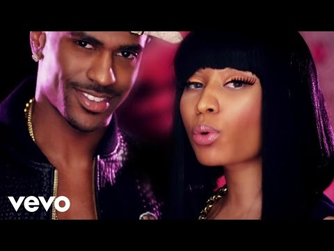 Big Sean - Dance (A$$) Remix ft. Nicki Minaj - ( Explict )