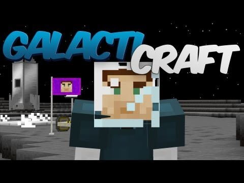 Become an Astronaut in Minecraft - Galacticraft Mod Showcase