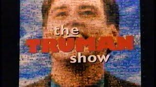 The Truman Show (1998) Trailer (VHS Capture)