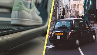 Boosted Scooter is Faster than a London Taxi? | Boosted Rev Race