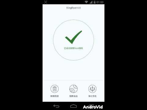 Как Получить Роот Права На Андроид 4.1