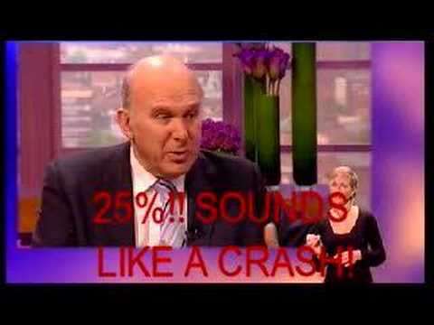Vince Cable Talks sense again