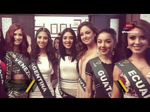 #PurgatorioNex:  Virginia Hernández no ha ganado medallas en el Miss Earth