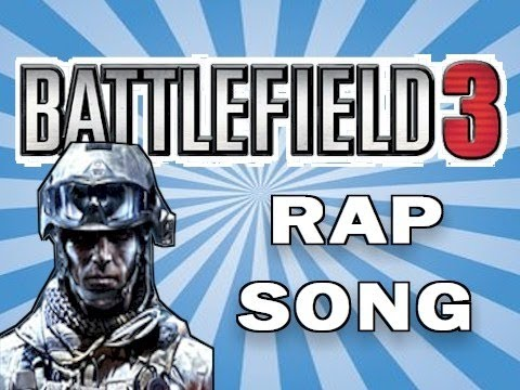 BATTLEFIELD 3 RAP SONG + GAME GIVEAWAY! Music Videos