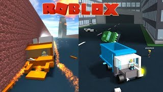 WRECKED MY SPORTS CAR - ROBLOX