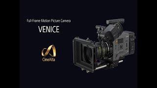 Sony VENICE Digital Cinema Camera | NAB 2019