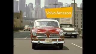 Volvo Amazon advertising