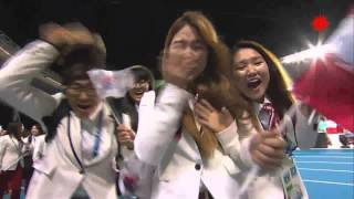 17th Incheon Asian Games Closing Ceremony