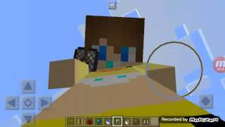 How to become a baby in Mcpe on any version
