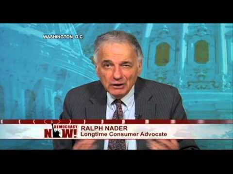 Ralph Nader on TPP, GM Recall, Nuclear Power & the