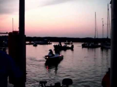 Anglers Dream Tournament of Champions Kentucky Lake 2012