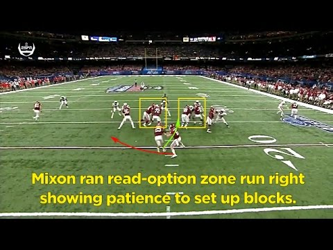 Film Room Joe Mixon Rb Oklahoma Scouting Report Nfl Breakdowns