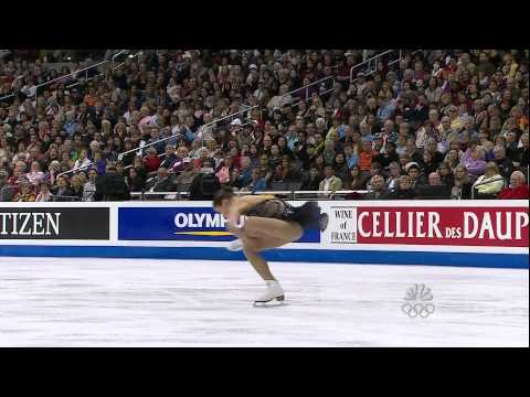 2009 Worlds Figure Skating - Laura Lepisto Free Skate