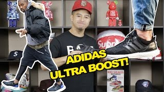 ADIDAS ULTRA BOOST AWESOME STUFF WEEK: UNWRAPPED!