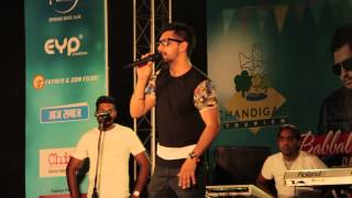 Babbal Rai Live In Chandigarh [Sector 17]