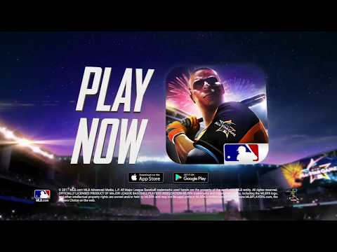 MLB Home Run Derby 17 APK Cover