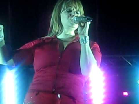 Jenni Rivera (Paloma Negra) Live at Ok Corral in Fort Worth Texas!