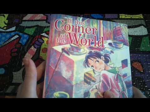 In This Corner Of The World Manga Review