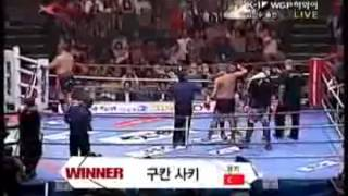 Rick Cheek vs. Gökhan Saki