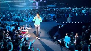 Shaggy feat Rayvon - Angel | Live @ Antwerp | 1080P HD