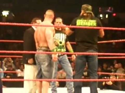 John Cena Father WITH DX - YouTube